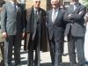 Da destra Raffaele, Giuseppe, Ettore e Carlo Pinci