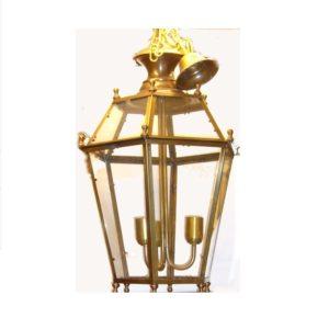 grande lanterna di linea classica da interno o esterno
