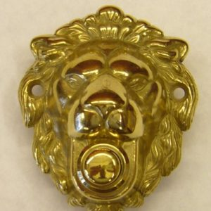 campanello testa di leone