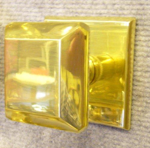 F102 pomolo da portoncino mm. 80 x 80