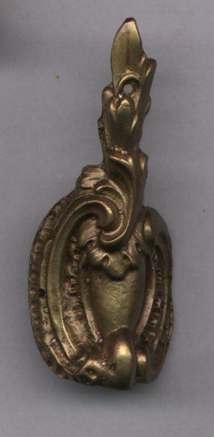 0076 brass ornament mm. 71x30