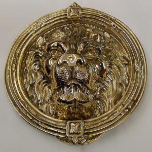 anello leone battiporta