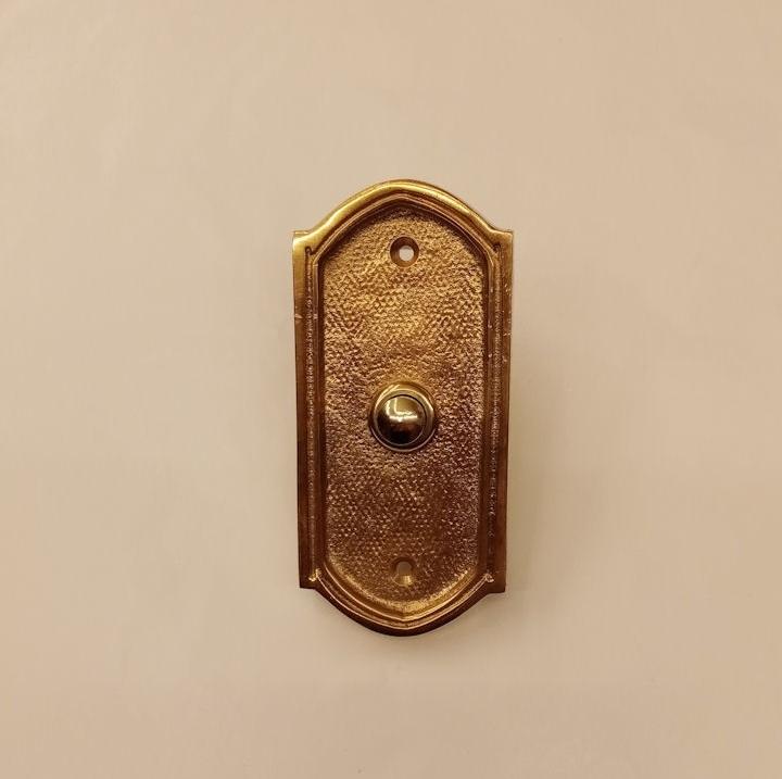 campanello da porta sagomato
